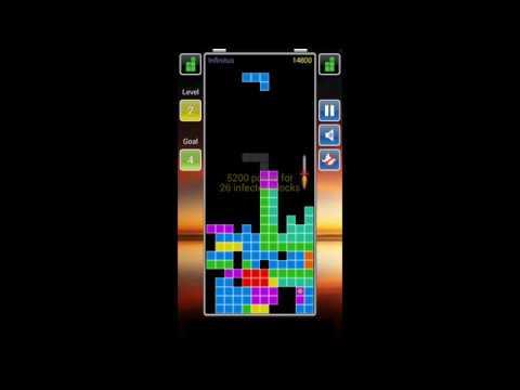 Antigravity Tetrix (Android) - gameplay.