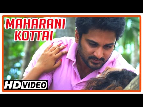 Maharani Kottai Tamil Movie | Scenes | Richard Unable To Get Mobile Signal | Aani Princy