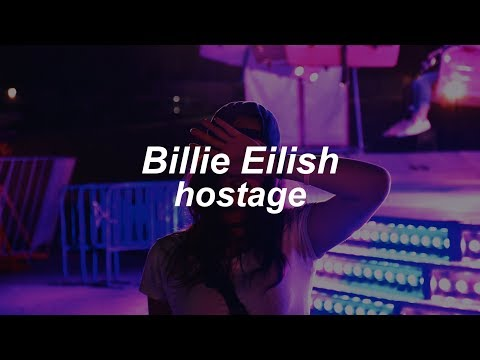 Hostage // Billie Eilish (Lyrics)
