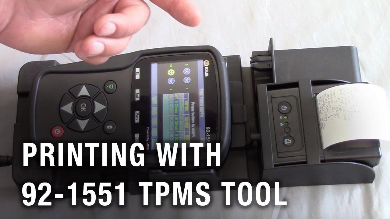 92-1551 TPMS Tool | NAPA® Echlin®