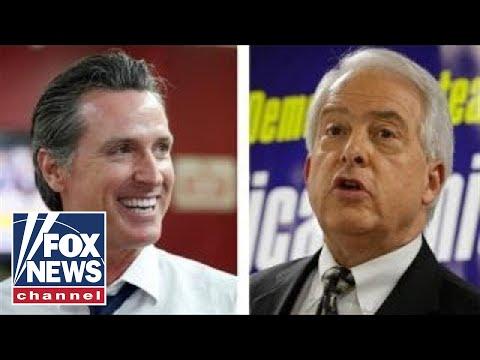 Newsom, Cox are top vote-getters in CA gubernatorial race ...