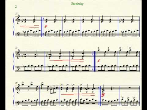 Entelechy - Marimba Solo