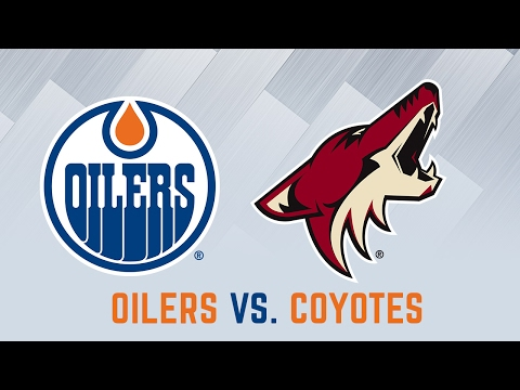 Archive Post Game Show Oilers Vs Coyotes Youtube