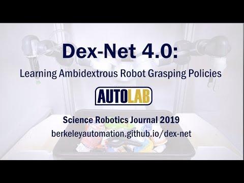 Dex-Net by BerkeleyAutomation