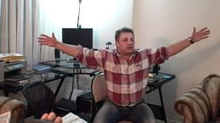 Домашняя группа с Игорем Ивановым 28 марта 2012 года