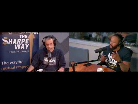 The Sharpe Way (w/Larry Sharpe) 10-7-19 W/Maj Toure, Philly Councilman At-Large.