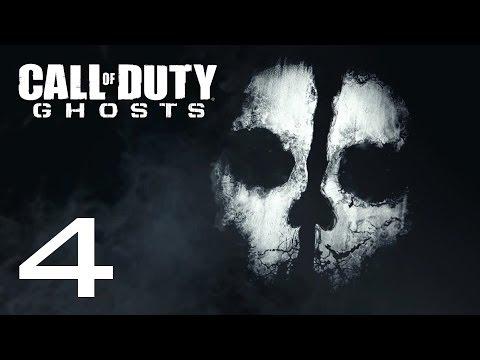 Прохождение Call Of Duty: Ghosts на Русском [PC] - Часть 4 (Легенды вечны)