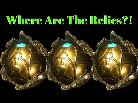 warframe how to open relics