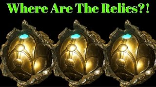 Warframe | How To Know Where To Farm Relics