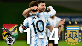 Bolivia vs Argentina [1-4], Copa America, Group Stage 2021 - MATCH REVIEW