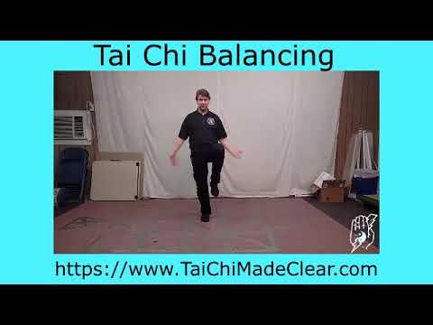 Tai Chi Balancing