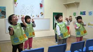 Kids song:  I am thirsty (by Maple Leaf Learning)