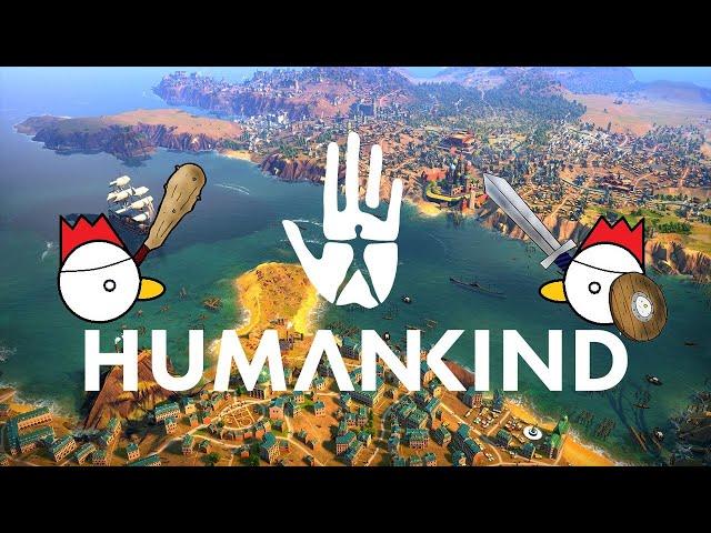 HUMANKIND - Proviamo la Closed Beta! #1