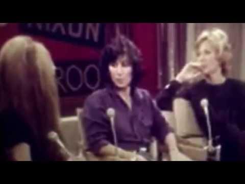 Gloria Steinem interview, late 1970s.