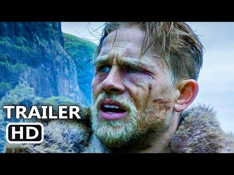 Generate KІNG АRTHUR Trailer # 3 (2017) Jude Law, Guy Ritchie, Adventure Movie HD Images