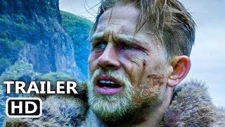 KІNG АRTHUR Trailer # 3 (2017) Jude Law, Guy Ritchie, Adventure Movie HD