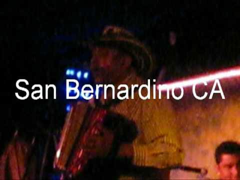 Jorge Meza en El Palacio NiteClub*San Bernardino CA