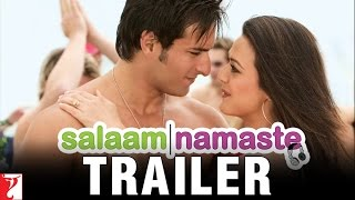 Salaam Namaste | Official Trailer | Saif Ali Khan | Preity Zinta | Javed Jaffery