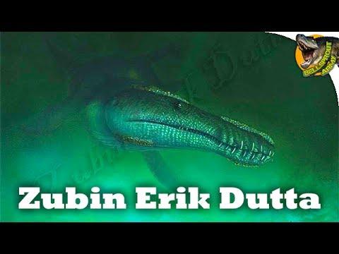 ILUSTRACIONES DE ZUBIN ERIK DUTTA | PaleoArte