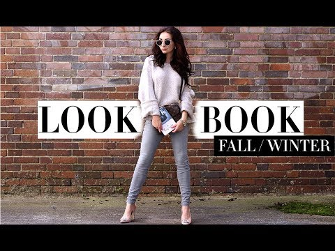 Fall Lookbook 2017 + AUTUMN OUTFITS OF THE WEEK  | FASHION CONFESSION