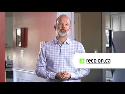 Be Home Smart: What to Know When Buying a Home -- RECO Video Series