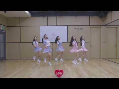 [Dance Practice] ELRIS (엘리스) - 우리 처음 (WE,first)