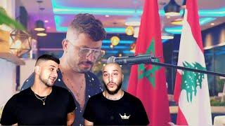 MOROCCAN (Hatim Ammor) SINGS FOR BEIRUT (Lebanon)