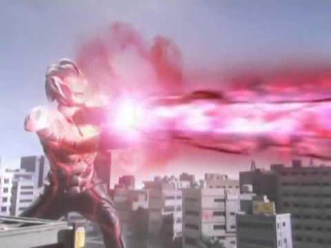 Ultraman Nexus (Noa) vs Dark Zagi - The Final Battle