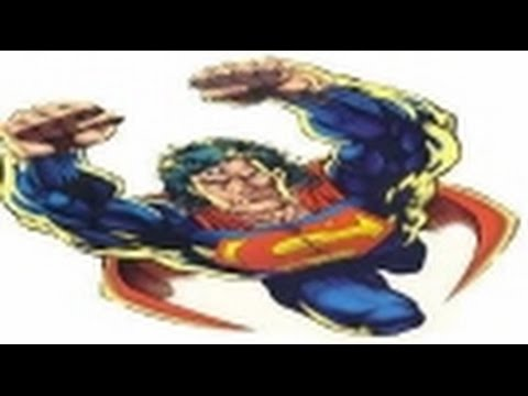 Justice League Task Force-Superman-SNES Playthrough
