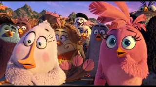 THE ANGRY BIRDS MOVIE   Official Theatrical Trailer HD   YouTube