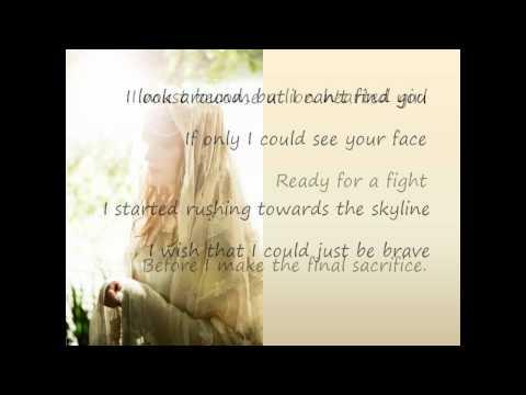 Lyrics - Rabbit Heart (Raise It Up) Acoustic - Florence + The Machine