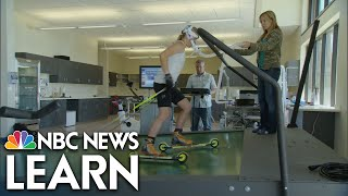 NBC News Learn: The Science of Cross Country Skiing thumbnail