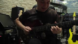 Sergey Vecherny  - Ambient guitar improvisation