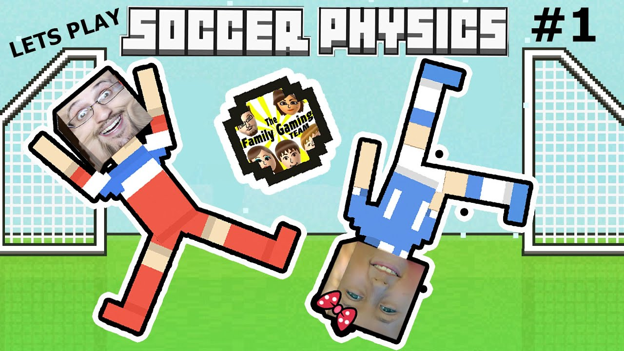 Dad vs. Daughter SOCCER PHYSICS: Put a Shirt On ... Soccer Physics