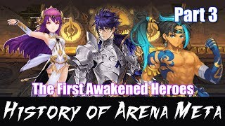 History of Arena Meta in Seven Knights #3 (The First Awakened Heroes)