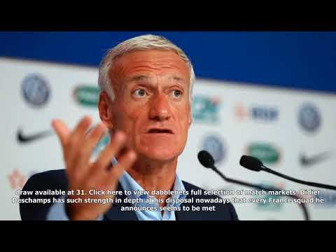2320 France vs netherlands  tv channel, stream, kick off time, odds & match preview   goal com