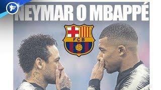 Mbappé au Barça plutôt que Neymar l'été prochain ? | Revue de presse
