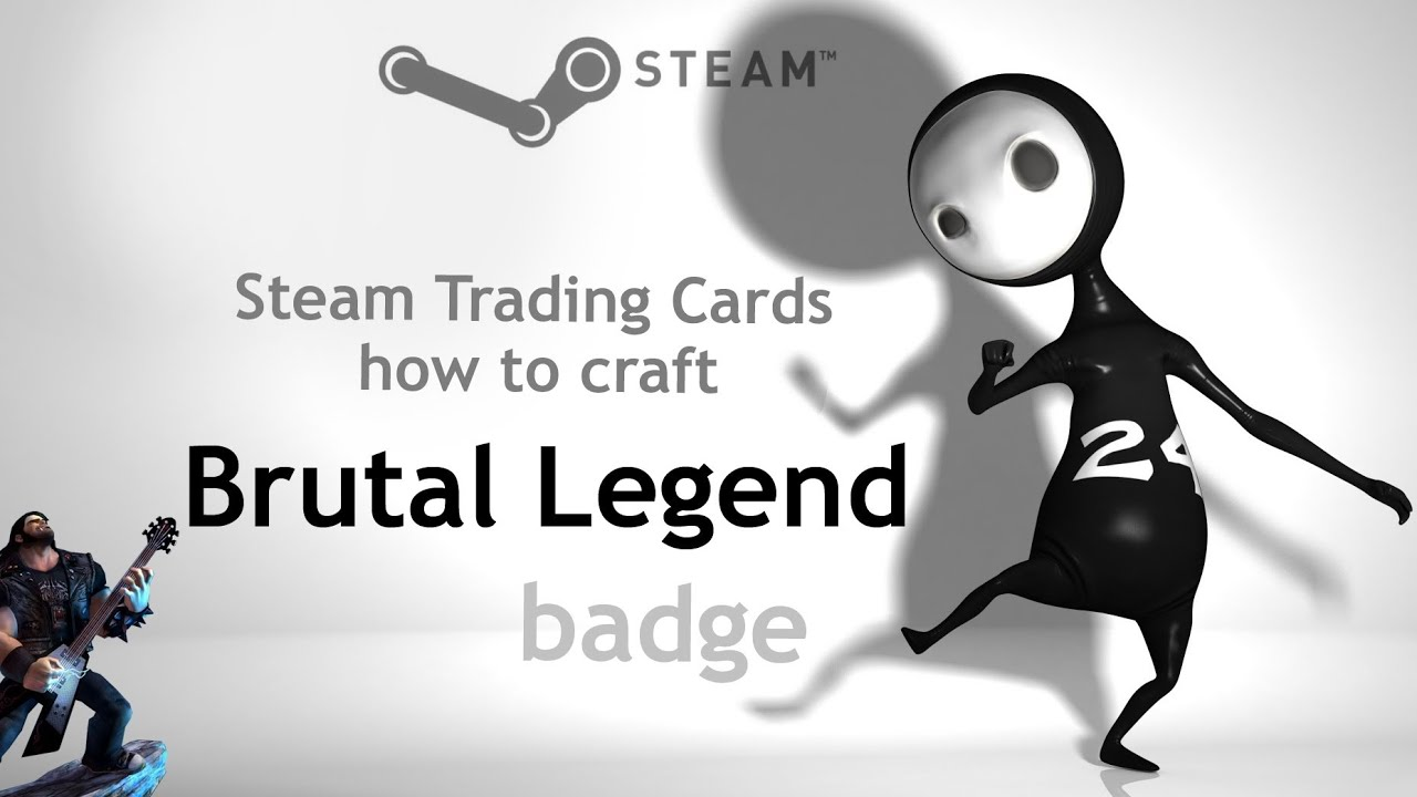 TF2 - How To Craft Steam Badges & Profile Update (Team ...