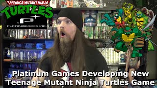 Platinum Games Developing New Teenage Mutant Ninja Turtles Game!!