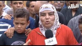 سعيدة : حالة استنكار من سكان حي 5 جويلية بعد طرد إمام مسجدهم وعائلته  -elbilad tv -