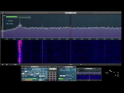 6250 kHz — Radio Nacional Malabo, Equatorial Guinea?