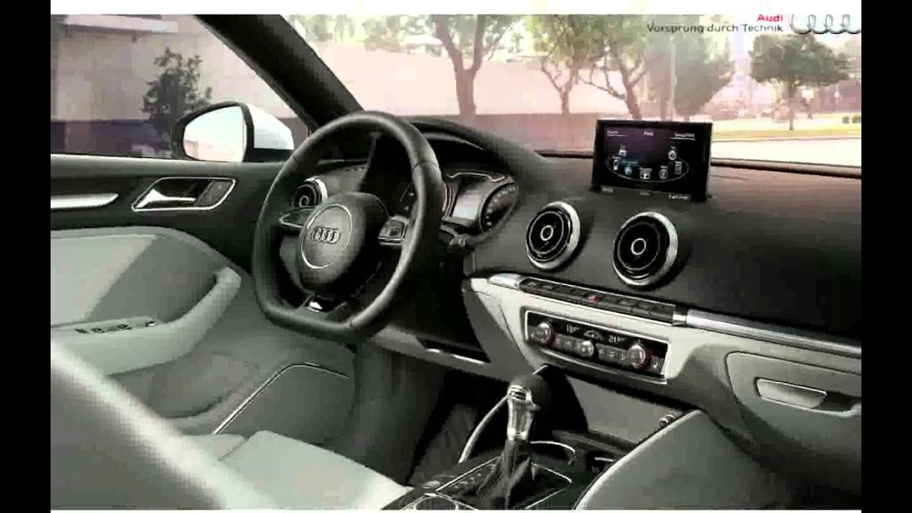 audi a3 sedan 1 6 tdi s tronic ambition autom vil youtube. Black Bedroom Furniture Sets. Home Design Ideas