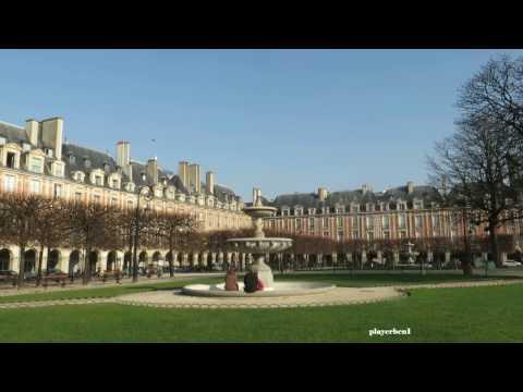 PLAZA DES  VOGES  PARIS playerbcn1