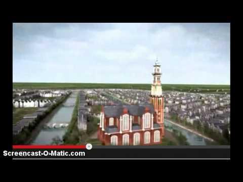 Geschiedenis grachtengordel Amsterdam