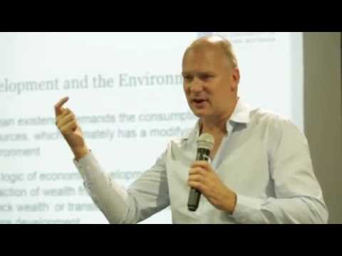 Prof Matthew Tonts' Lecture on Balancing Regional Development and Environmental Management