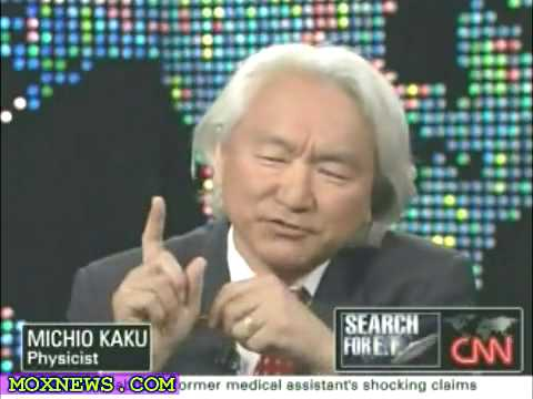 Dr. Michio Kaku & Stephen Hawking on Extraterrestrial Life (1/3) (E.T. LIFE FORMS SERIES)