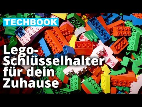 Schlusselanhanger Schlusselbrett Aus Lego Selbst Basteln Tech