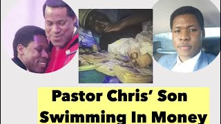 Meet Pastor Chris Oyakhilome's Son | Swimming In Tithe And Offerings (?)