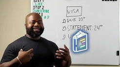When should I Pay My Credit Card bill? Due Date or Statement Date?