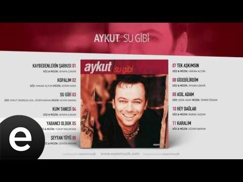 Yabancı Olduk (Aykut) Official Audio #yabancıolduk #aykut